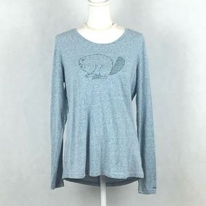 Duluth Trading Co Angry Beaver Top
